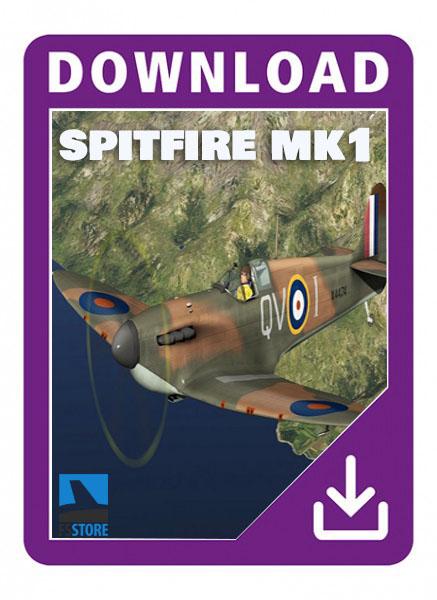 Supermarine Spitfire MK1