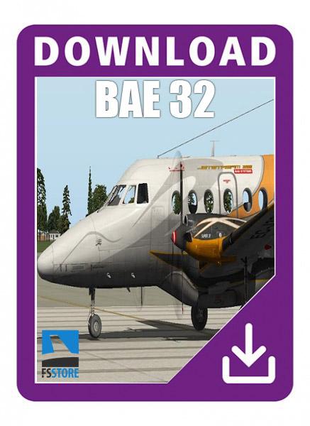 BAE Jetstream 32