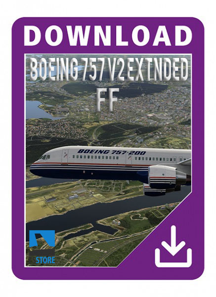 Boeing 757 v2 Professional Extended