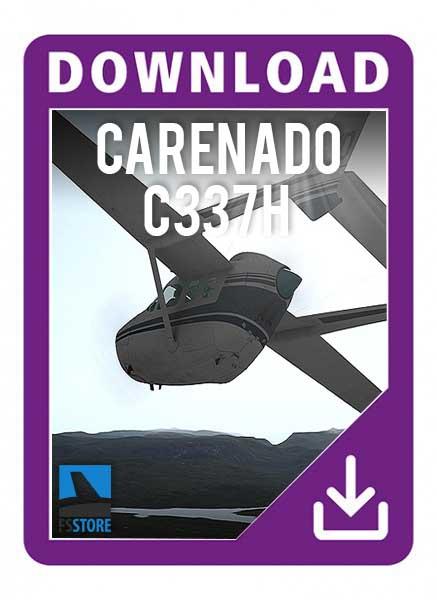 carenado C337 Skymaster HD Series