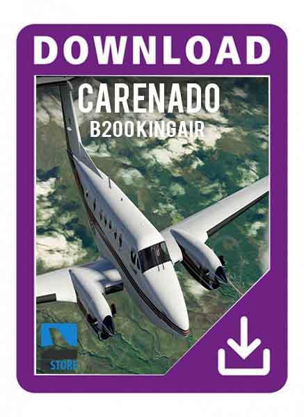 carenado B200 King Air HD Series XP11