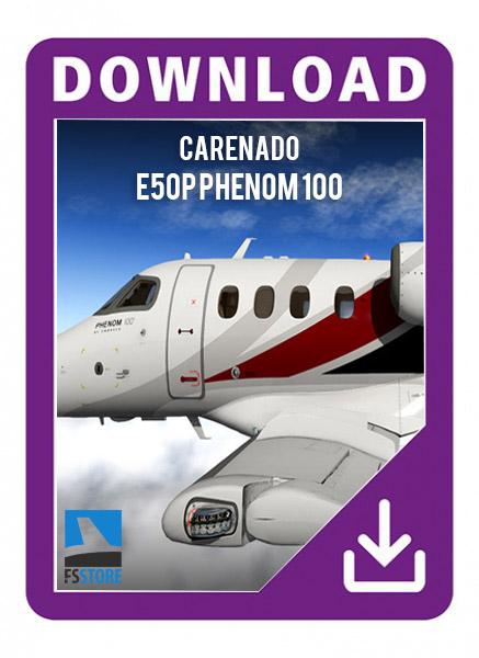 Carenado E50P PHENOM 100 HD SERIES