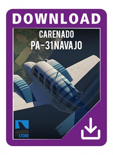Carenado PA31 NAVAJO HD SERIES