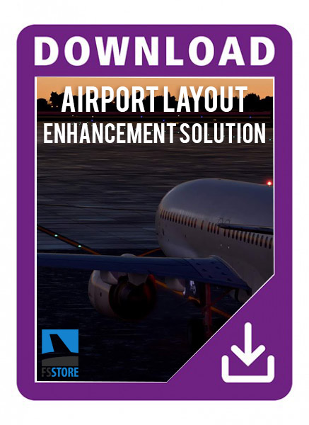 Airport Layout Enhancement Solution