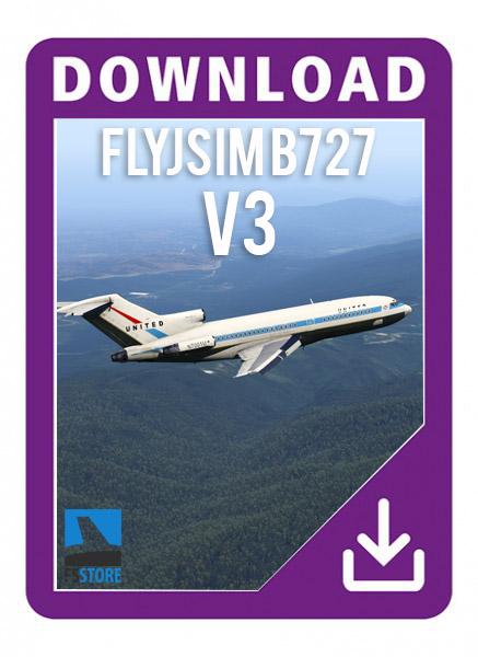 FlyJsim Boeing 727 V3