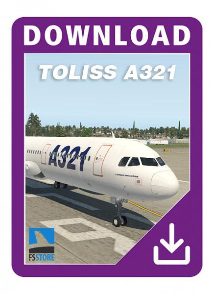 Toliss A321