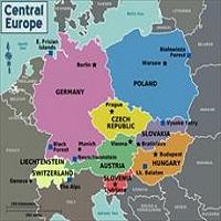 پاورپوینت اروپای مرکزی