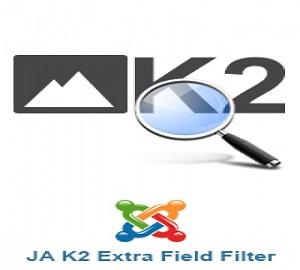 فیلتر و جستجوی فیلدها1.0.1 JA K2 Filter