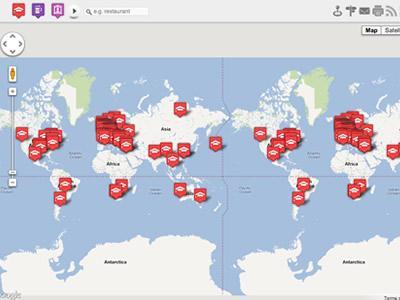 افزونه نقشه گوگل برای جوملا Hotspots v5.1.10 PRO
