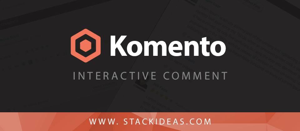 کامپوننت نظر دهی مطالب فارسی در جوملا  Komento PRO 2.0.2