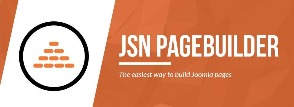 کامپوننت صفحه ساز جوملا3 JSN Page builder 1.1.6