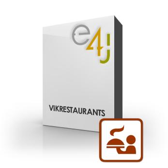 کامپوننت اورجینال مدیریت رستوران و فست فود1.7.3 VIK Restuarants