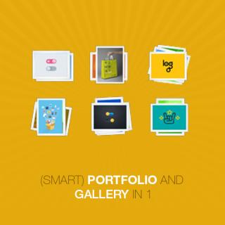 نمایش حرفه ای نمونه کارها با کامپوننت  Advanced Portfolio PRO