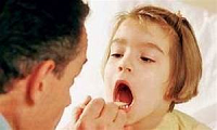آیا فرزند شما دچار گلودرد شده ؟پس حتما بخوانید