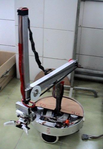 پروژه ساخت ربات