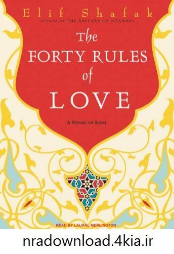 دانلود کتاب ملت عشق به زبان اصلی