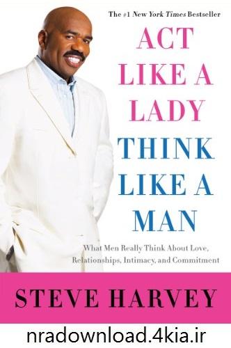دانلود کتاب مثل یک مرد فکر کن، مثل یک زن رفتار کن به زبان اصلی