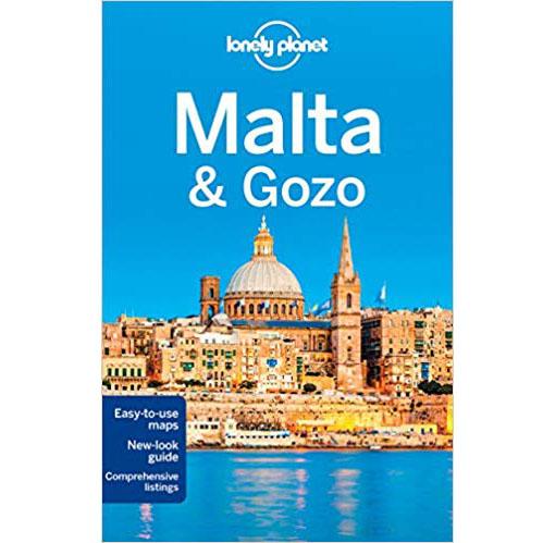 کتاب راهنمای سفر به مالت و جزیره غودش