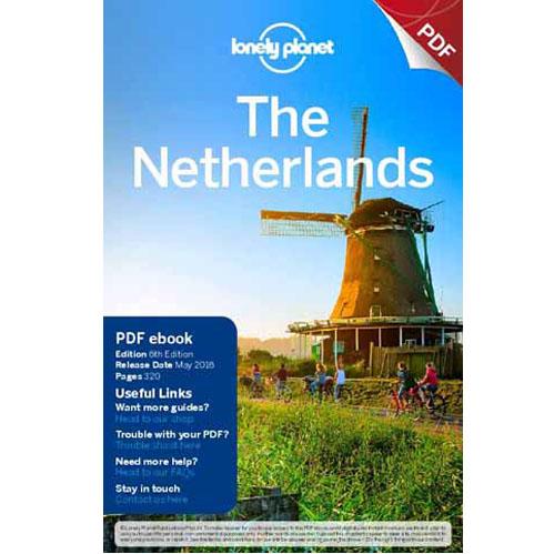 کتاب راهنمای سفر به هلند