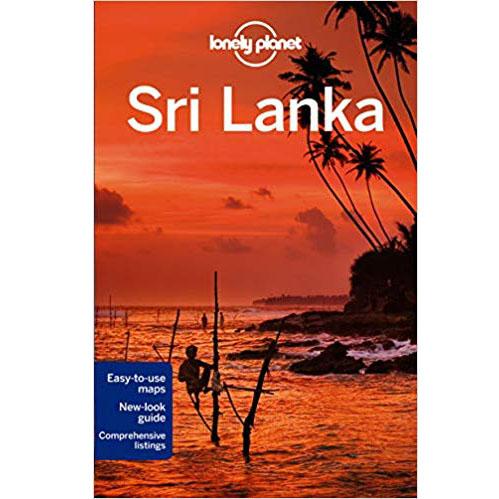 کتاب راهنمای سفر به سریلانکا