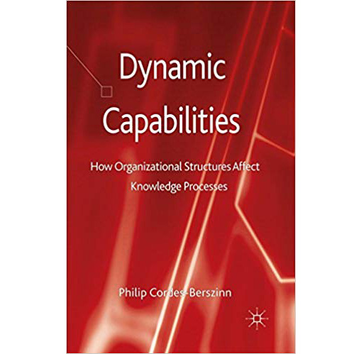 Dynamic Capabilities: How Organisational Structures Affect Knowledge Processes