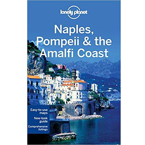 کتاب راهنمای سفر به ناپل، پمپئی و ساحل امالفی