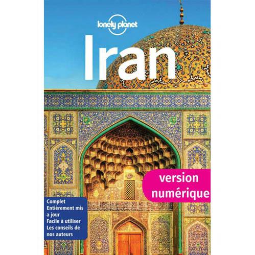 کتاب راهنمای سفر به ایران (فرانسوی)