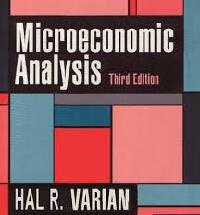 دانلود رایگان حل المسائل اقتصاد خرد هال واریان
