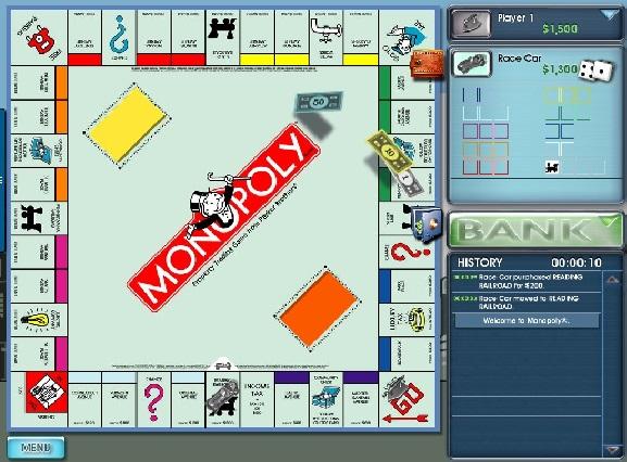 بازی فکری مونوپولی (Monopoly)