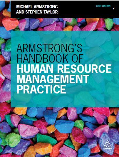 متن کامل انگلیسی _کتاب_ هندبوک آرمسترانگ مدیریت منابع انسانی _Armstrong,s Hand Book of Human Resource Management Practice_Michael Armstrong_13th ed