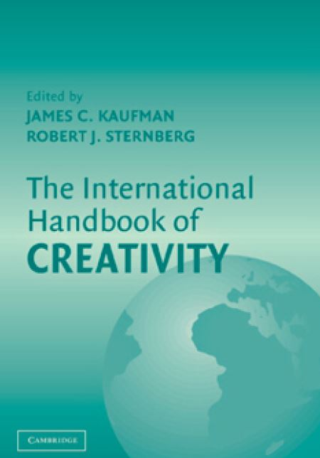 متن کامل انگلیسی _کتاب راهنما ( هندبوک ) بین المللی خلاقیت _ کافمن و استرنبرگ _International Handbooh of Creativity_Kaufman-Sternberg