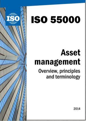 متن کامل انگلیسی _ استاندارد بین المللی ایزو 55000 - مدیریت دارایی های فیزیکی _ISO_ 55000 _2014 _Asset Management