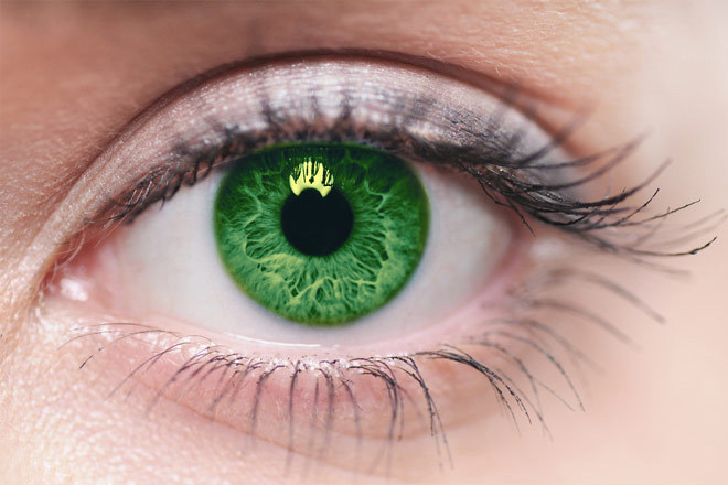 پکیج سابلیمینال ( تغییر رنگ چشم سبز)