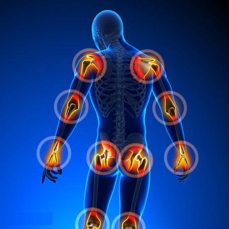 سابلیمینال تسکین درد مفاصل