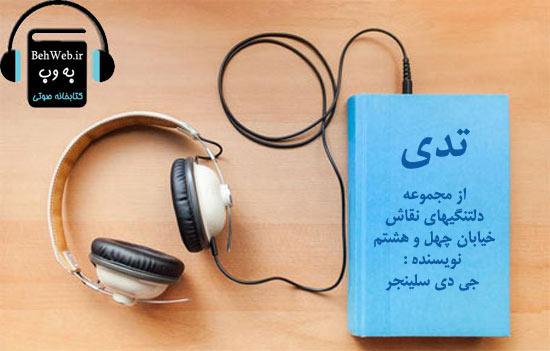 دانلود کتاب صوتی تدی از مجموعه دلتنگیهای خیابان چهل و هشتم نوشته جی دی سلینجر