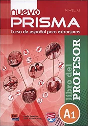 کتاب معلم Nuevo prisma A1 libro de profesor (A1)