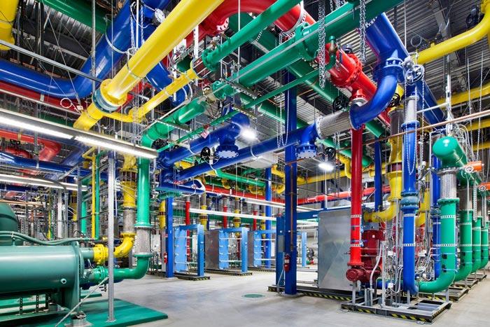 جزوه تاسیسات مکانیکی و برقی