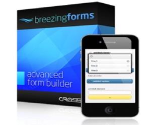 دانلود فرمساز breezing forms 1.8.5 با تمامی الحاقات برای جوملا 2.5 و3.0