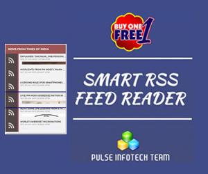نمایش خودکار مطالب از سایت های دیگر  با Smart RSS Reader