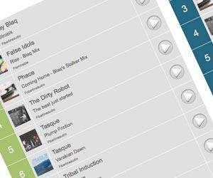 نمایش لیست Mp3 با امکان پخش آنلاین با ماژول MP3 Chart  جوملا