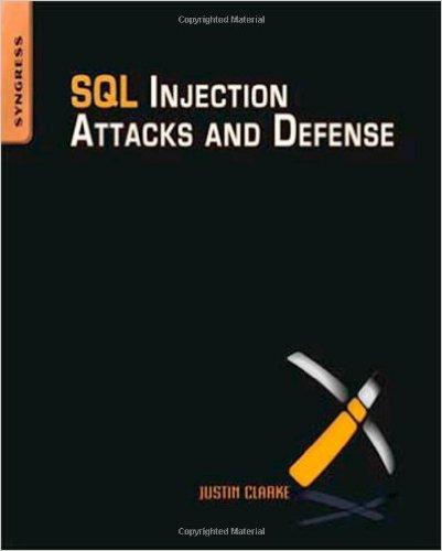 دانلود رايگان كتاب كمياب SQL INJECTION ATTACKS AND DEFENSE با قيمت بسيار پايين