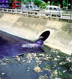 علل آلودگی آبها و راه های جلوگیری از آن