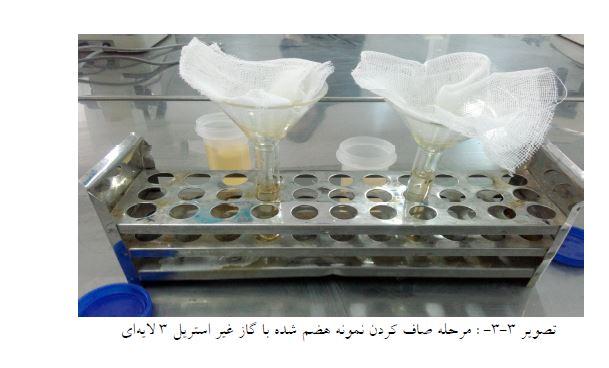 شناسایی گونه سارکوسیستیس در گوسفندان ذبح شده شهر نهاوند به روش PCR-RFLP