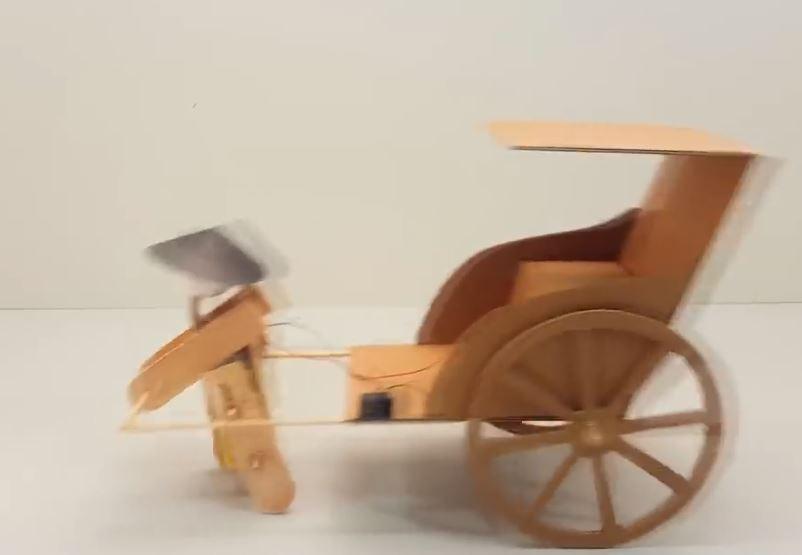 خرید فیلم آموزش ساخت ربات حمل کننده گالیسکه با امکانات ساده