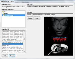 برنامه پخش MP3 کلاسیک