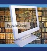 كتابخانه آنلاين همراه با پايگاه داده SQLServer