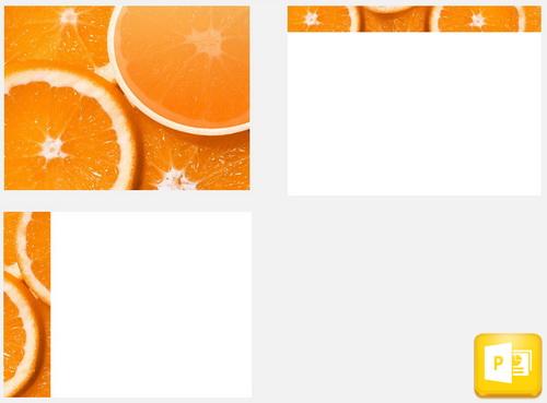 قالب پرتقال