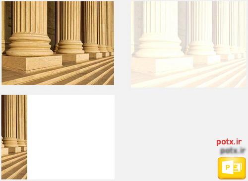 قالب ستونهای رومی