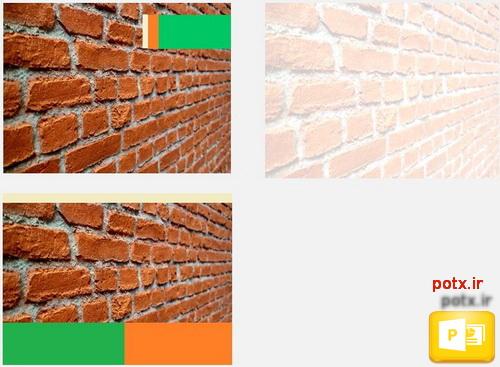 قالب دیوار آجری