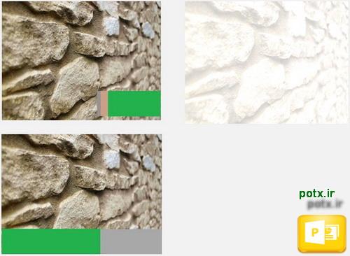 قالب دیوار سنگی